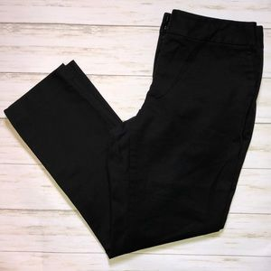 Rafaella Petites 12P Black Work Dress Pants